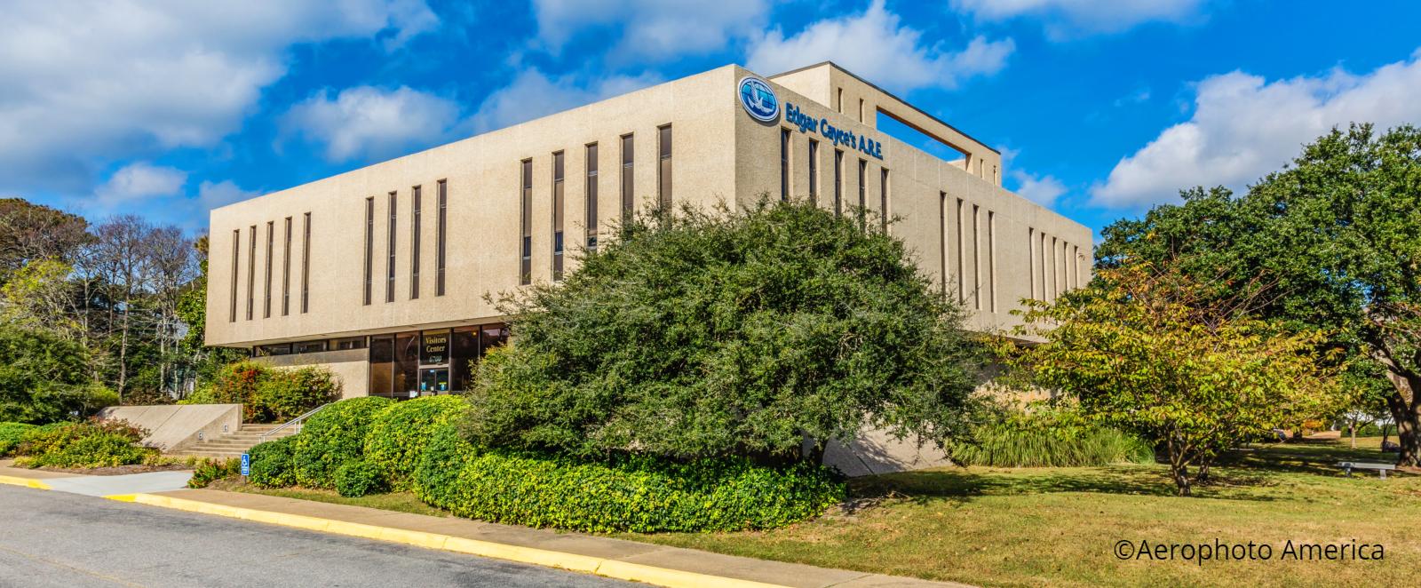 A R E Headquarters Virginia Beach Edgar Cayce S A R E Edgar