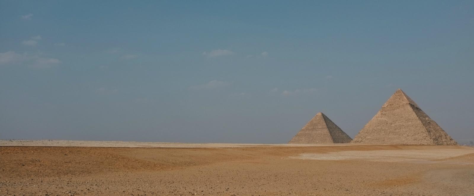The Great Pyramid's Secret Code | Edgar Cayce's A R E