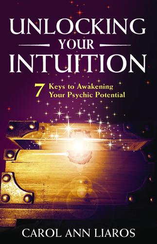 Unlocking Your Intuition Cover