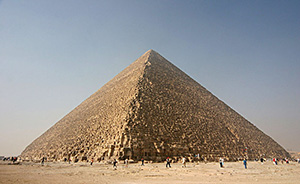 Kheops - the Great Pyramid