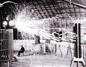 Nikola Tesla laboratory in Colorado Springs