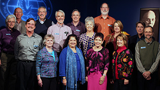 The 2013-14 A.R.E. Board of Trustees