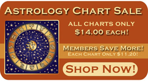 Astrology Chart Sale