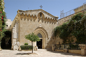 Church of the Flagellation