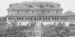 early Hospital Building