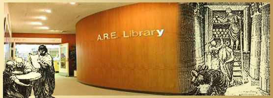 A.R.E. Library of Alexandria