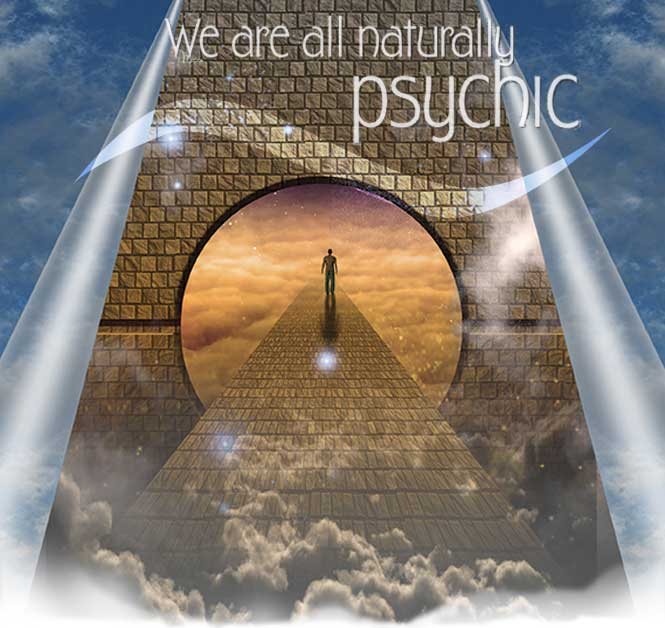 We are all naturally psychic