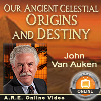 Our Ancient Celestial Orgins And Destiny