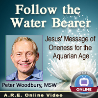 Follow the Water Bearer