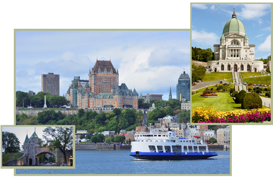 tours Quebec Montreal 2014