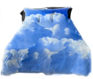 Bed Made of Clouds