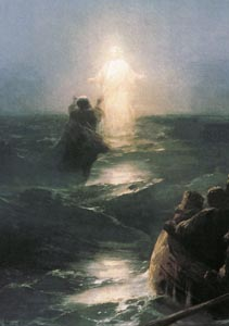 Walking on Water -Ivan Aivazovsky Wikipedia