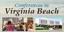Conferences in Virginia Beach