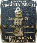 Virginia Beach Historical Register