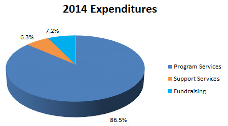 Expenditures Chart