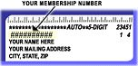 Find your member ID Number