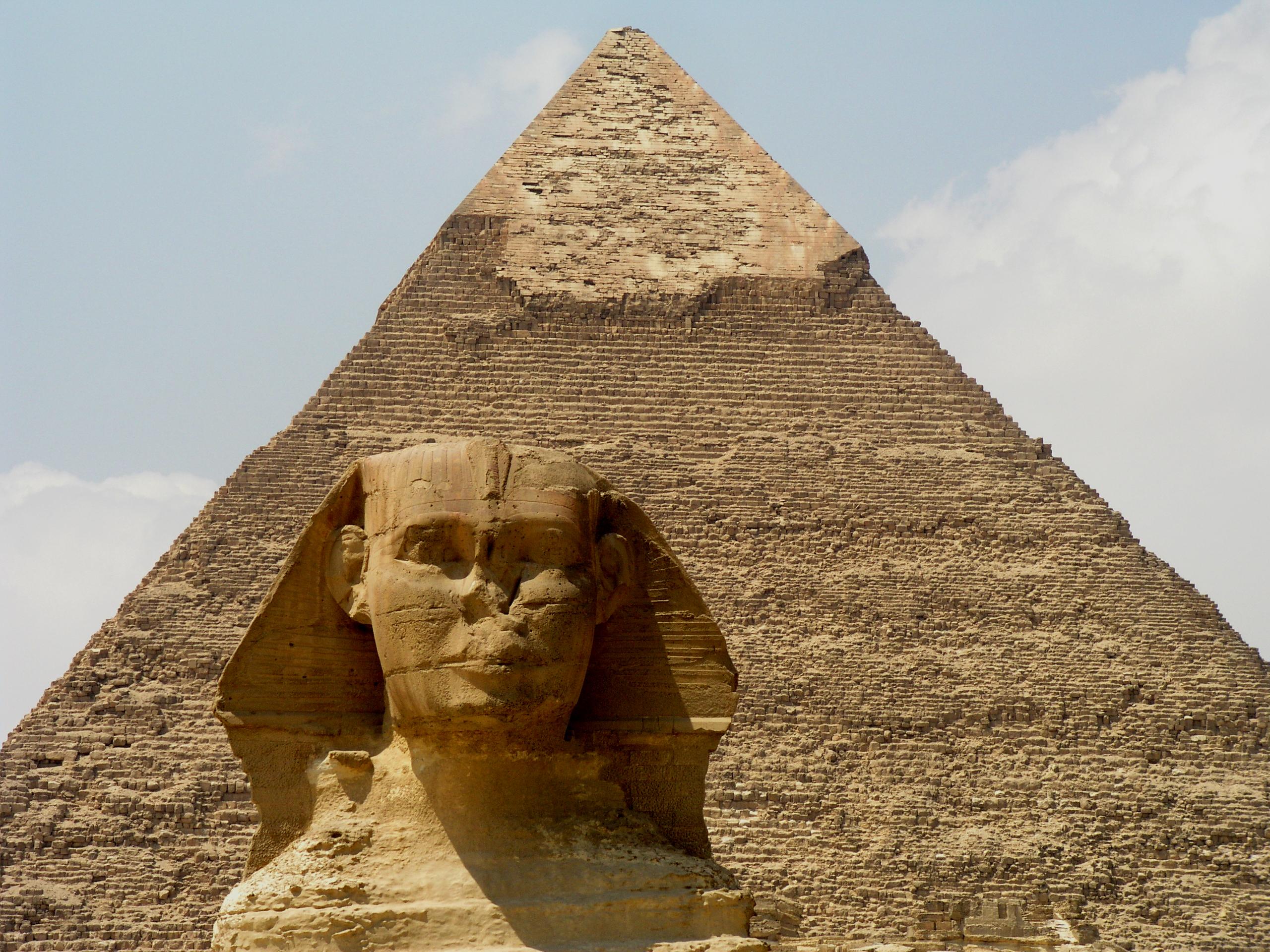 egypt pyramids sphinx inside - photo #20