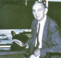 Edgar Cayce  in office