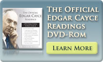 Edgar Cayce Readings Dvd