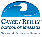 Cayce Reilly Massage School logo 2014