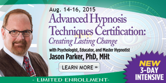 Advanced Hypnosis Techniques Certification